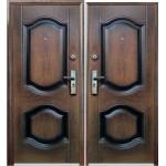 Дверь мет. К550-2 (860L) левая петля 90