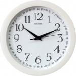 Часы настенные 28,2см пластик П-Б7-107