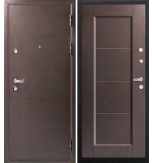 Дверь мет. Ferrum Антик (860L) левая 10см