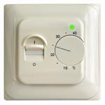 Терморегулятор EASTEC RTC 70.26 3.5кВт кремовый