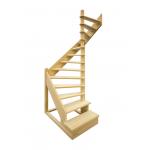 Лестница ЛЕС-01 универсальная, h=2720-2525 мм
