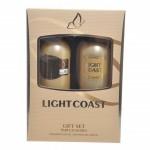 Набор LIGHT COAST (гель д/д+шампунь)