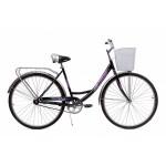 Велосипед 2-х колесный, с корзиной Кумир жен. 2803