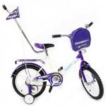 Велосипед 2-х колесный, детский КосмосНСК-А1601