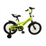 Велосипед 2-х колесный, детский, Байкал-Люкс А1604