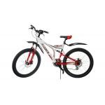 Велосипед горный 21-ти скорост АВD2604