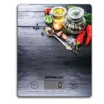 Весы кухонные электронные 5кг Ergolux ELX- SK02-С2