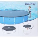 Тент на бассейн каркасный 280 см