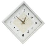 Часы настенные 26,5см пластик П-2Е8-421