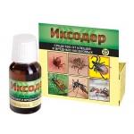 Иксодер средство от клещей и насекомых 25мл
