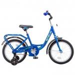 Велосипед 16 Stels Flyte Z011 цвет синий