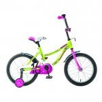 Велосипед 16 Novatrack Neptun зеленый