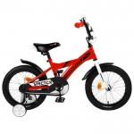 Велосипед 16 Graffiti Spector красный