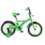 Велосипед 16 Graffiti Storman зеленый