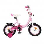 Велосипед 12 Graffiti Fashion розовый