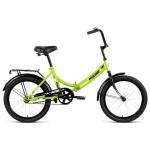 Велосипед 20 Altair CITY зеленый
