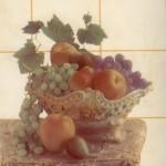 Пленка с/м 0,45*8м плитка цветы DEKORON 98139