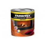 Эмаль ПФ-266 красно-коричневая 1,8кг/6шт FARBITEX