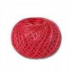 Шпагат полипропиленовый 2мм*100м красный
