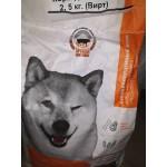 Корм для собак 2, 5 кг. (Вирт)