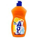 Жидкость д/посуды АОС 450мл Лимон