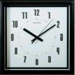 Часы настенные 28*28см КОНТУР