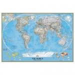 ФОТОобои 134*196см Карта мира 4л