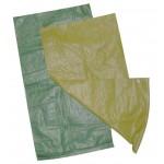Мешок п/п для строит. мусора (зелёный) 55х95