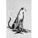 Декор Леопард 200*300