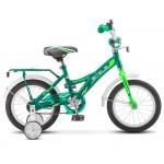 Велосипед 14 Stels Talisman Z010зеленый
