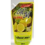 Жидкое Мыло РУНО 500мл Лимон пакет