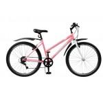 Велосипед 26 Progress Ingrid Low розовый, размер 17