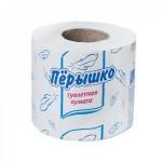 Туалетная бумага ПЕРЫШКО ЖУРАВУШКИ (эконом)