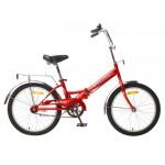 Велосипед 20 Десна-2100  Z011 красный