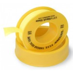 Лента Фум 19мм* 15м* 0.25мм ГАЗ (жёлтая)