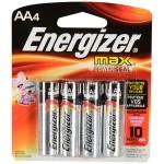 Батарейка ENERGIZER LR06  MAX POWER