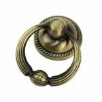 Ручка-кнопка мебельн 829 бронза М0971 чибис