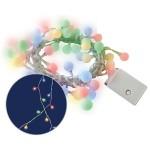 Гирлянда LED МЕТРАЖ 5м мульти шарики IP20 250В 8 режимов TDM