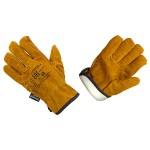 Перчатки Драйвер утепленные