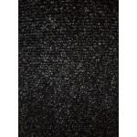 Дорожка ковролин черный 1м