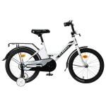 Велосипед 18 Graffiti Classic белый/черный