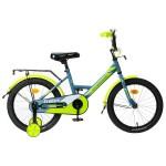 Велосипед 18 Graffiti Classic серый/лимонный