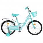 Велосипед 18 Graffiti Premium Girl мятный/белый