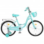 Велосипед 20 Graffiti Premium Girl мятный/бел