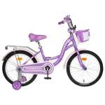 Велосипед 20 Graffiti Premium Girl розовый/сиреневый
