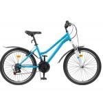 Велосипед 24 Progress Indgrid Pro RUS голубой р15