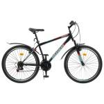 Велосипед 26 Progress Advance черный, размер 17