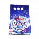 ЛОТОС стиральный порошок 2,4кг автомат био