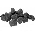 Габбро-диабаз камни 20кг коробка колотый