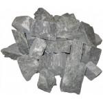 Талькохлорит камни 20кг коробка колотый